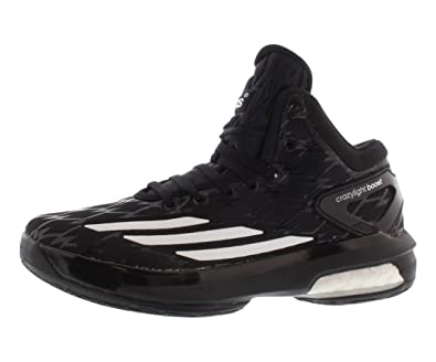 new arrival 78678 c3b2a adidas Crazy Light Boost Juniors Shoes Size 4