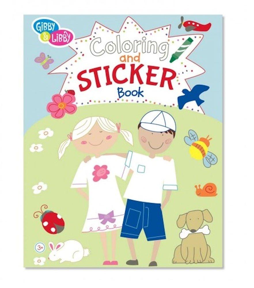 C.R Gibson My Day Sticker Book