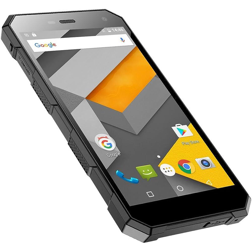 Auf der Suche nach einem guten Outdoor Smartphone werden Sie bei der Marke NOMU fündig.