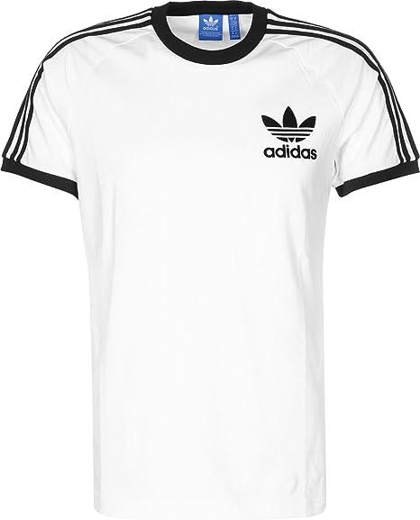 Adidas Clfn tee Camiseta de Manga Corta, Hombre