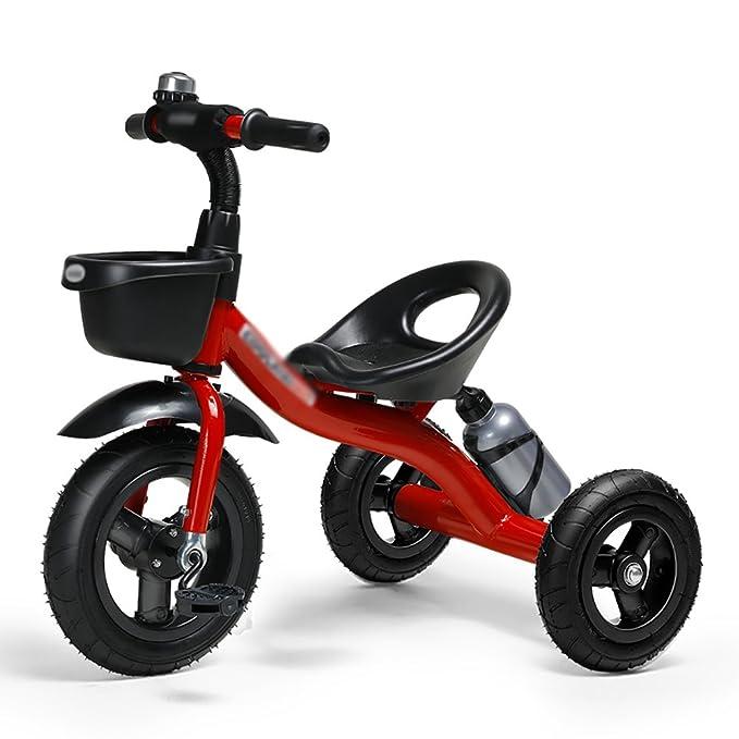 Amazon.com: Tricycle - Pedal de bicicleta para niños de 1-3 ...