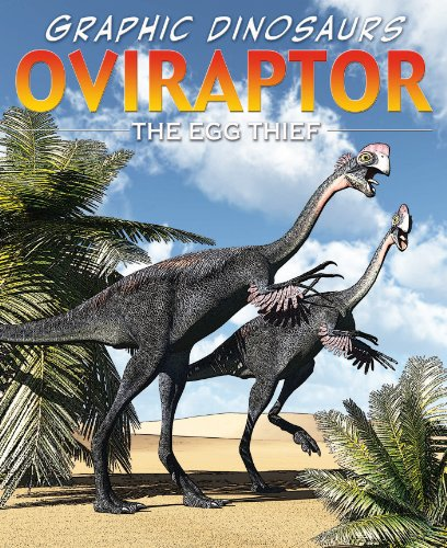 Oviraptor: The Egg Thief (Graphic Dinosaurs) by Powerkids Pr (Image #2)