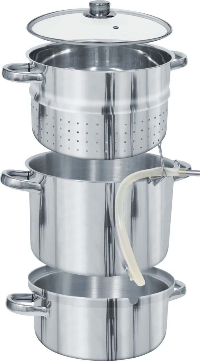 MultiDepot Professional Induction Steam