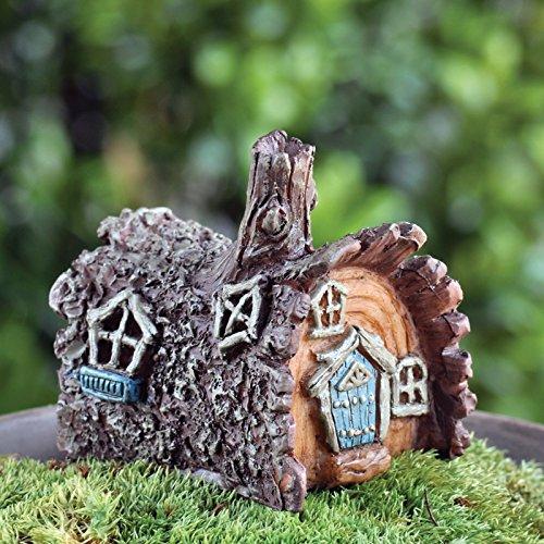 fairy log house - 7
