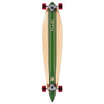 Mindless Hunter III Skateboard, Unisex Adulto, Verde (Green), NS