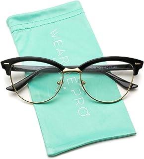 Amazon.com: WearMe Pro - Gafas de ojo de gato para mujer ...