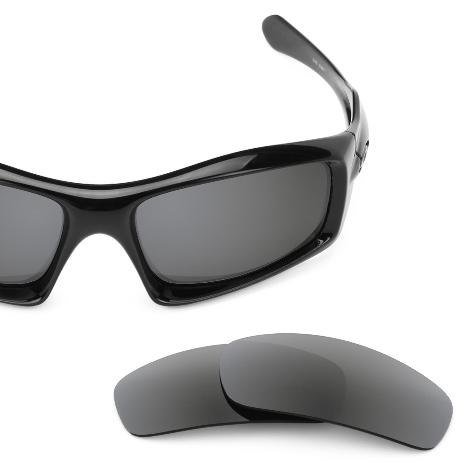 Revant Polarized Replacement Lenses for Oakley Monster Pup Slate Grey