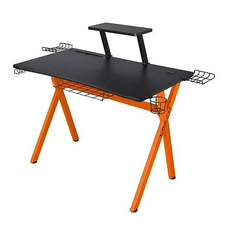 Amazon.com: LAZZO computadora Gaming escritorio, PC mesa de ...
