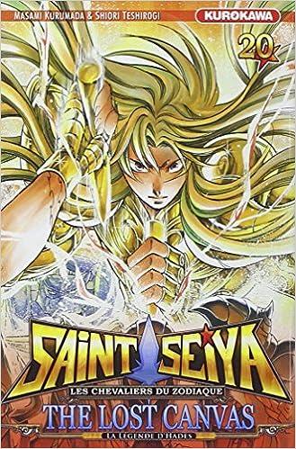 Livres gratuits Saint Seiya - The Lost Canvas Tome 20 - Les Chevaliers du Zodiaque pdf, epub