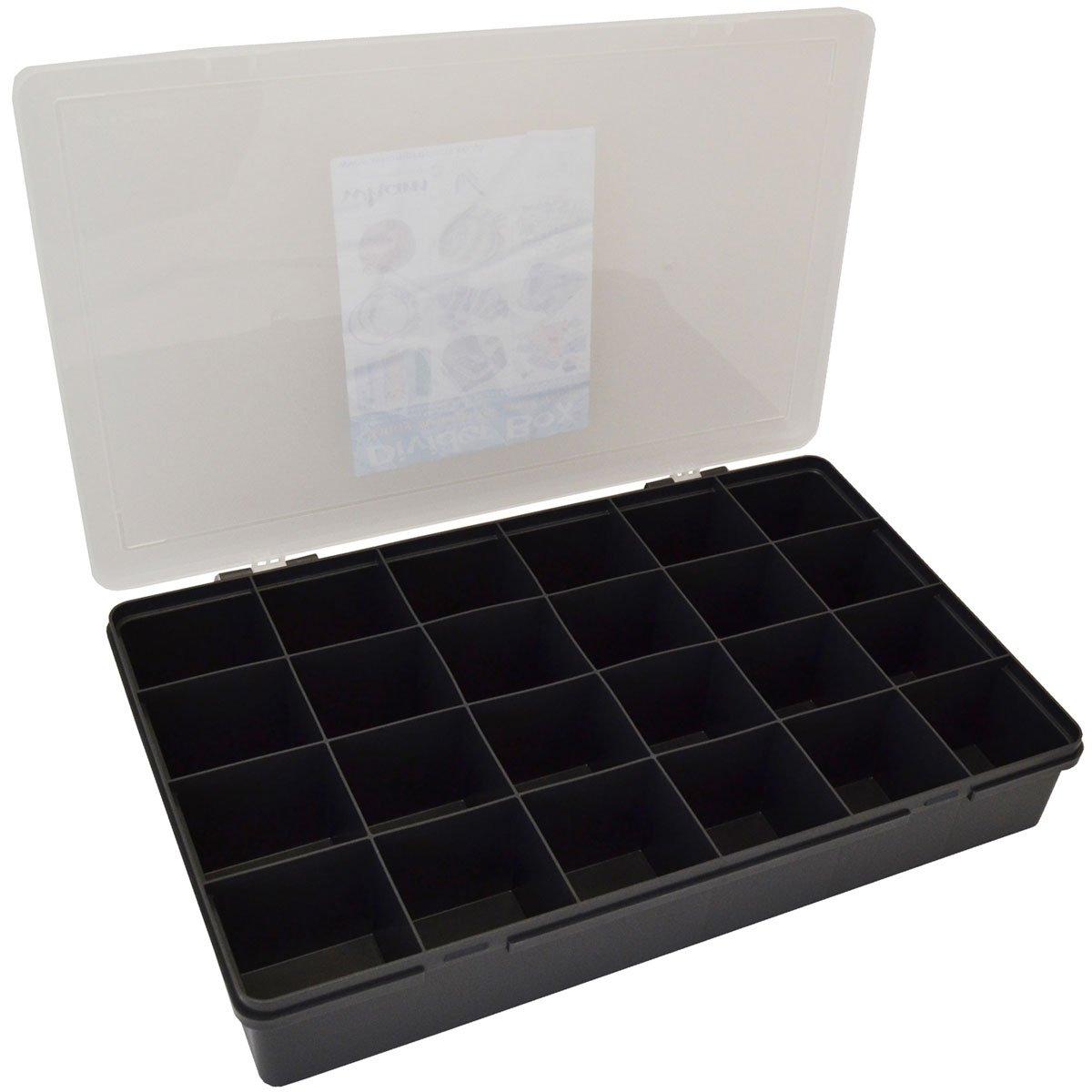 Aufbewahrungsbox Christbaumkugeln.Organizer 60x40x10cm Aufbewahrungsbox Mit 24 Fachern