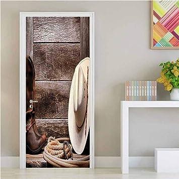 Amazon Com Western Decor 3d Wallpaper Diy Art American West