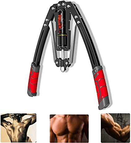Sports Spring Chest Expander Fitness Exercise Workout Home Gym Equipment LC