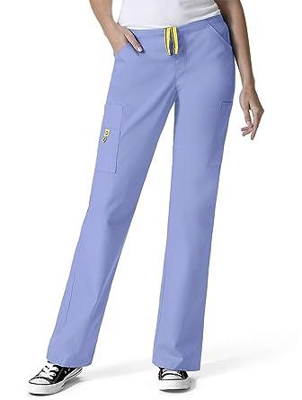 38c7fb9694077 Amazon.com  WonderWink Origins Plus Victor Women s Scrub Pant ...