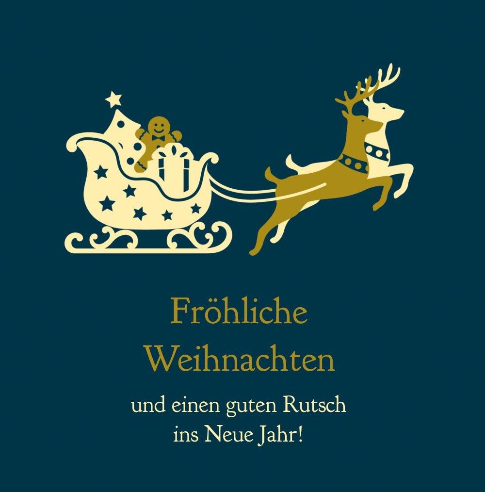 Kartenparadies Grußkarte Weihnachten Grußkarte Kutsche, Hochwertige Weihnachtsgrüße Weihnachtsgrüße Weihnachtsgrüße als Weihnachtskarte (Format  145x145 mm) Farbe  KraeftigRosa B01N0D431Z | Zuverlässige Leistung  | Rich-pünktliche Lieferung  | Deutsche Outlets  65381d