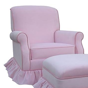 Amazon.com: Ángel canción clásico de terciopelo, color rosa ...