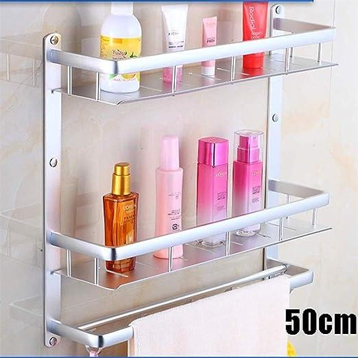 Acero inoxidable del estante de aluminio Estantes ducha del ...