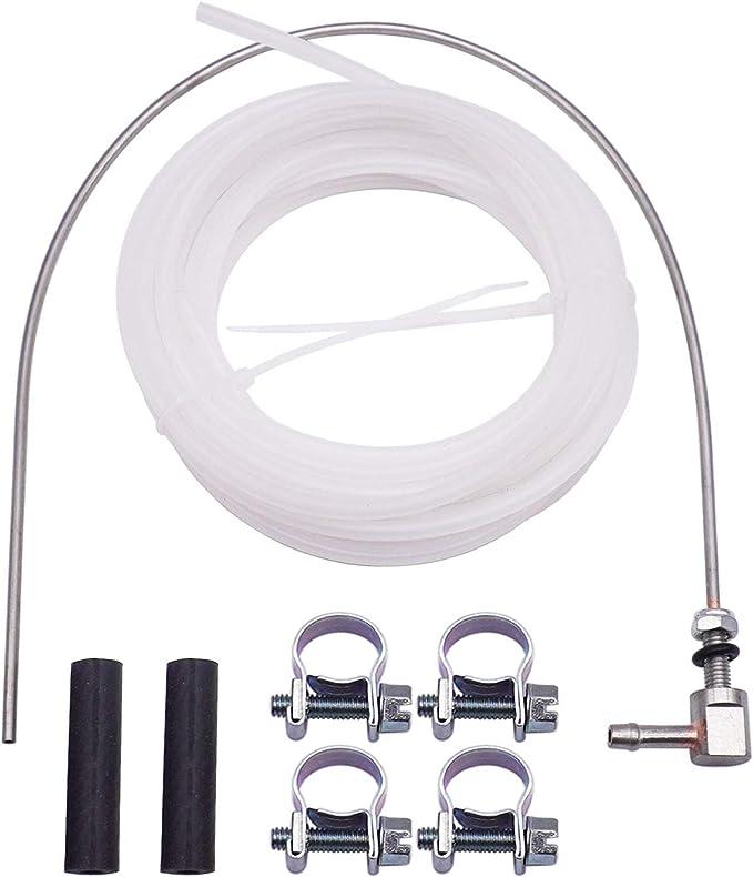 JCCOZ-W Fuel Tank Stand Pipe Pick Up Clip 1322632A for Webasto Eberspacher Heater JCCOZ-W