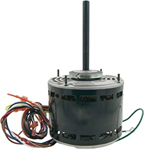 Supplying Demand W51-14BJA3-02 HVAC Blower Motor 1/4 HP 1 Phase 3 Speed 208/230V 1075 RPM