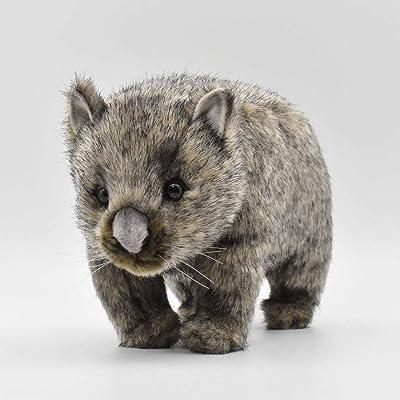 3249 - Wombat gris 26 cm [importado de Alemania]: Juguetes y juegos