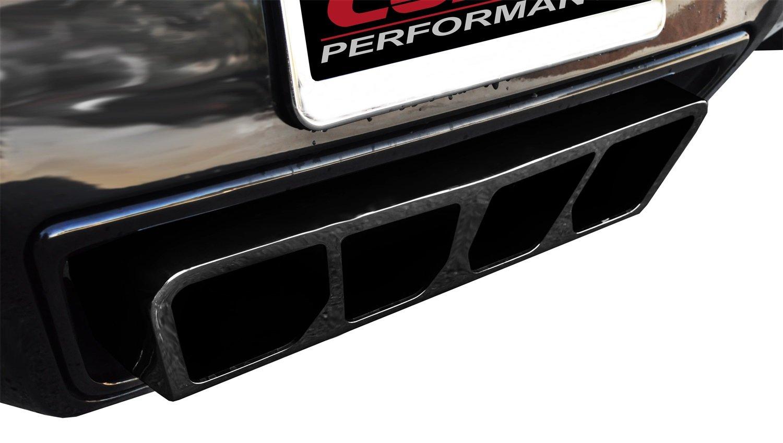 Corsa 14063BLK Exhaust Tip Kit