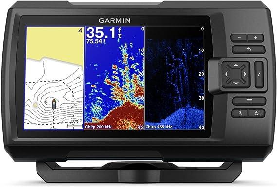 Garmin Striker Plus 7Cv with Cv20-TM transducer
