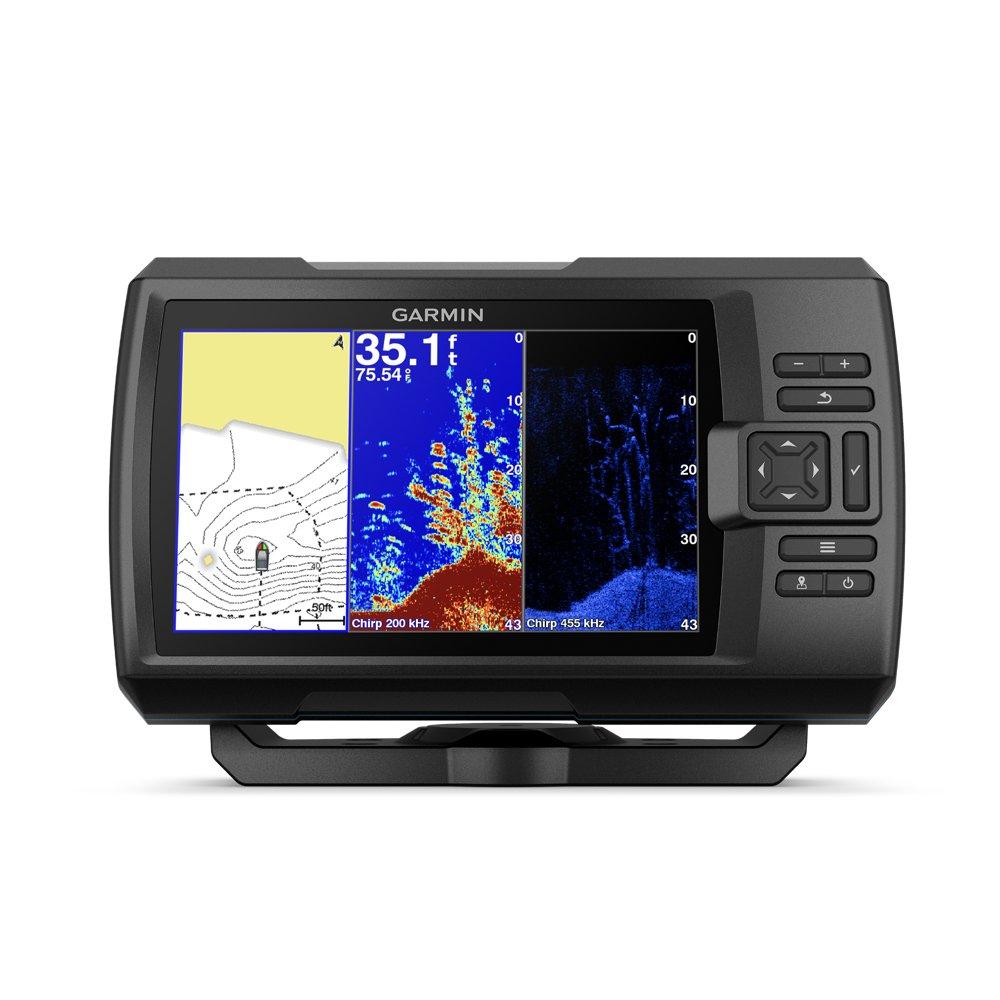 Garmin Striker Plus 7Cv with Cv20-TM transducer, 010-01873-00 by Garmin