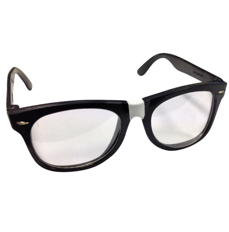cristales transparentes Austin negro Ptit Clown 10811 Gafas de pl/ástico