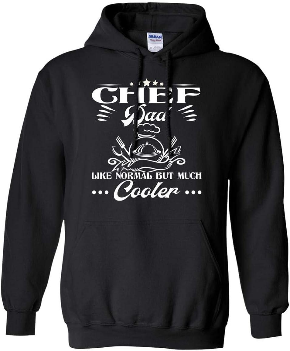 Men's Chef Dad Funny Gift Shirt - Tshirt Hoodie