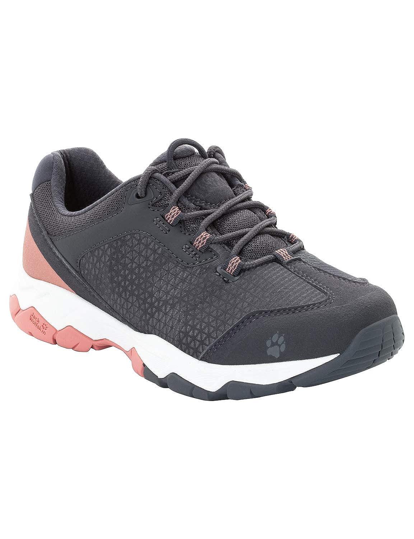 (Rose Quartz 2131) Jack Wolfskin Rock Hunter Low W, Chaussures de Randonnée Basses Femme 39 EU