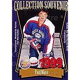 Paul Mara Hockey Card 1999 Quebec Pee-Wee Tournament Collection #17 Paul Mara