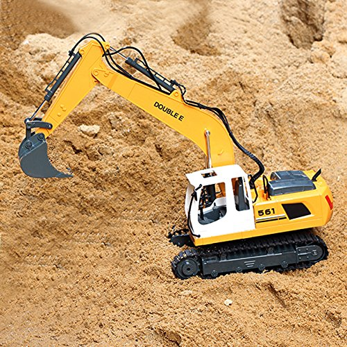Cheerwing channel full functional rc excavator fork