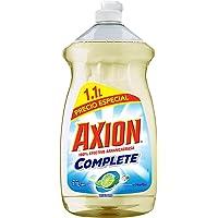 Axion Complete, Lavatrastes Líquido, Tricloro, Todo En Uno, 1.1 L