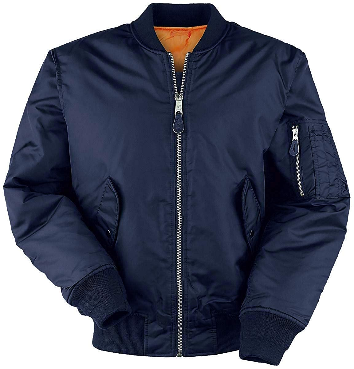 giacca da aviatore Delta Classic MA-1