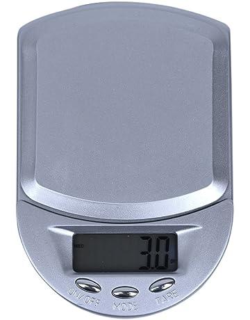 SODIAL(R) Mini Bascula Balanza Digital 0.1g-500g Tara Precision