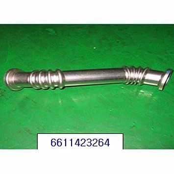 4 cilindro EGR tubo para Ssangyong Korando, Musso, Musso Sports, Rexton partes: Amazon.es: Coche y moto