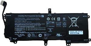 BOWEIRUI VS03XL (11.55V 52Wh 4560mAh) Laptop Battery Replacement for Hp Envy 15-AS091MS 15-AS014WM 15-AS001NG 15-AS003NG 15-AS004NG 15-AS005NG 15-AS006NG Series 849047-541 849313-850
