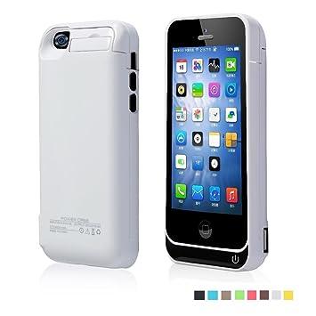 Funda Batería Extra 4200Mah para iPhone 5/5S/5C Cargador Batería ...