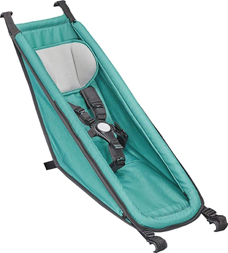 Adults Babysitz-3092025003 Baby seat standard size Green Croozer Unisex/