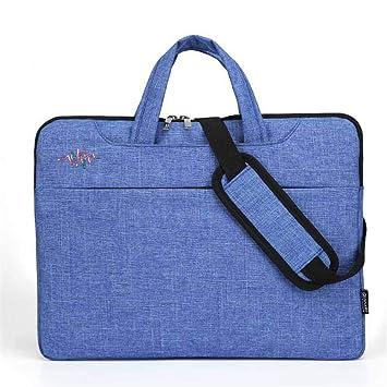 5cf044a9ca97 GLJJQMY Laptop Bag Notebook Bag Liner Bag Apple Millet Dell Shoulder ...