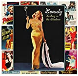 Mini Posters Set [13 posters 8x11] Film Noir Lady Punup # Trash Movie Posters Reprint