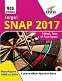 Target SNAP 2017 (Past Papers 2005 - 2016) + 5 Mock Tests