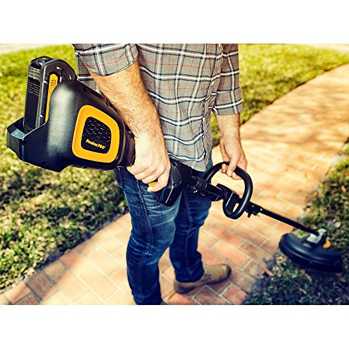 Poulan Pro PPB40T, 14 in. 40-Volt Cordless Straight Shaft String Trimmer