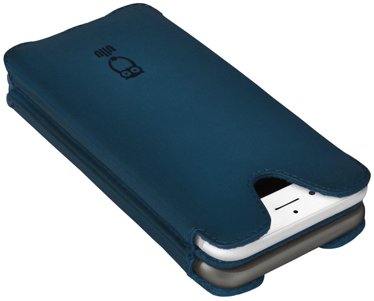 ullu Sleeve for iPhone 8 Plus/ 7 Plus - Deep Sea Blue UDUO7PVT95 by ullu (Image #3)