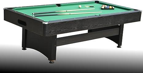 NG Biliardi Mesa de Billar reglamentaria transformable en Ping Pong y Mesa de Comedor Apollo (con