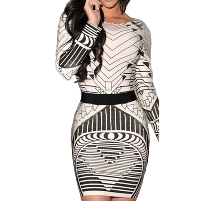 Waooh - Short Dress Graphic Patterns Elch