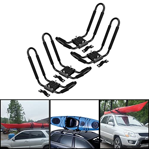 Subaru Kayak Rack