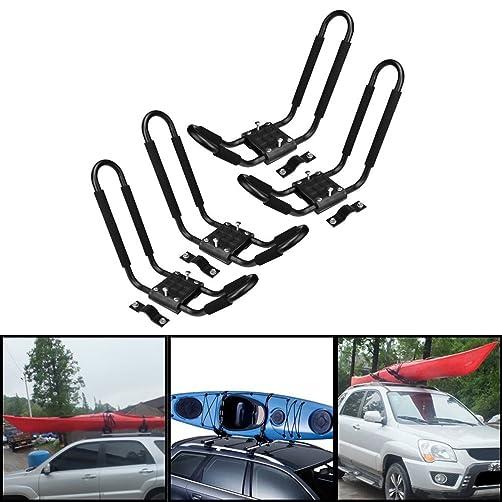 Subaru Kayak Rack