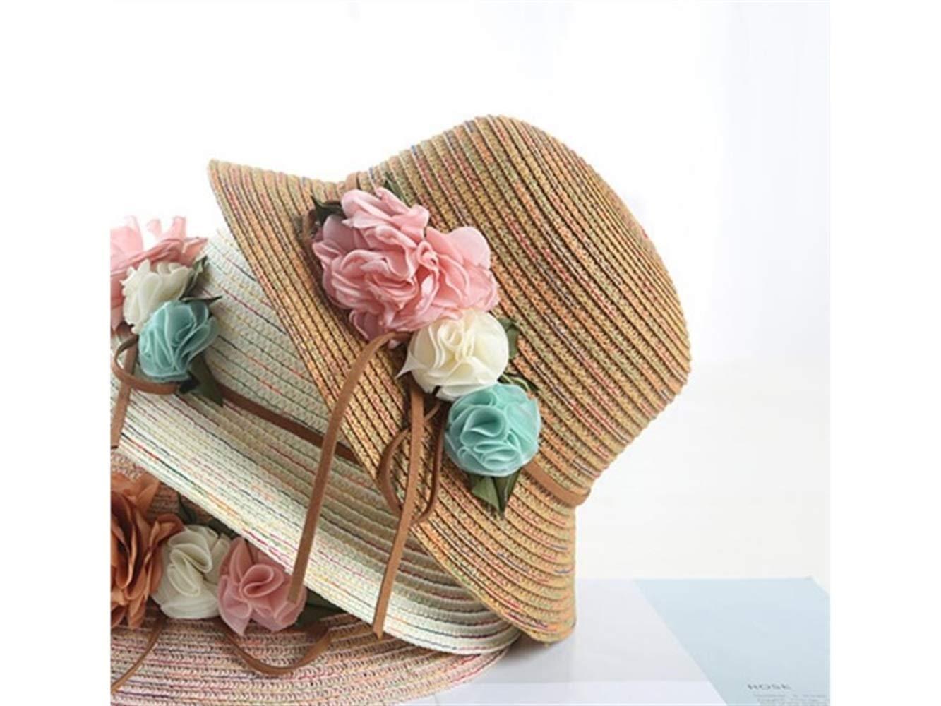 Young shinee Cappello per Bambini Berretto da Cappello per Cappello da Mare  per Bambini (Rosa) Berretto da Bambino (Colore   Khaki 7bc841e35ec6