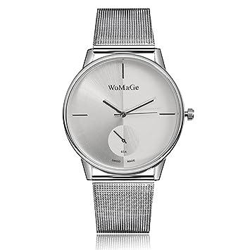 XKC-watches Relojes de Mujer, Relojes de Marca del womage Reloj Pulsera analógico de