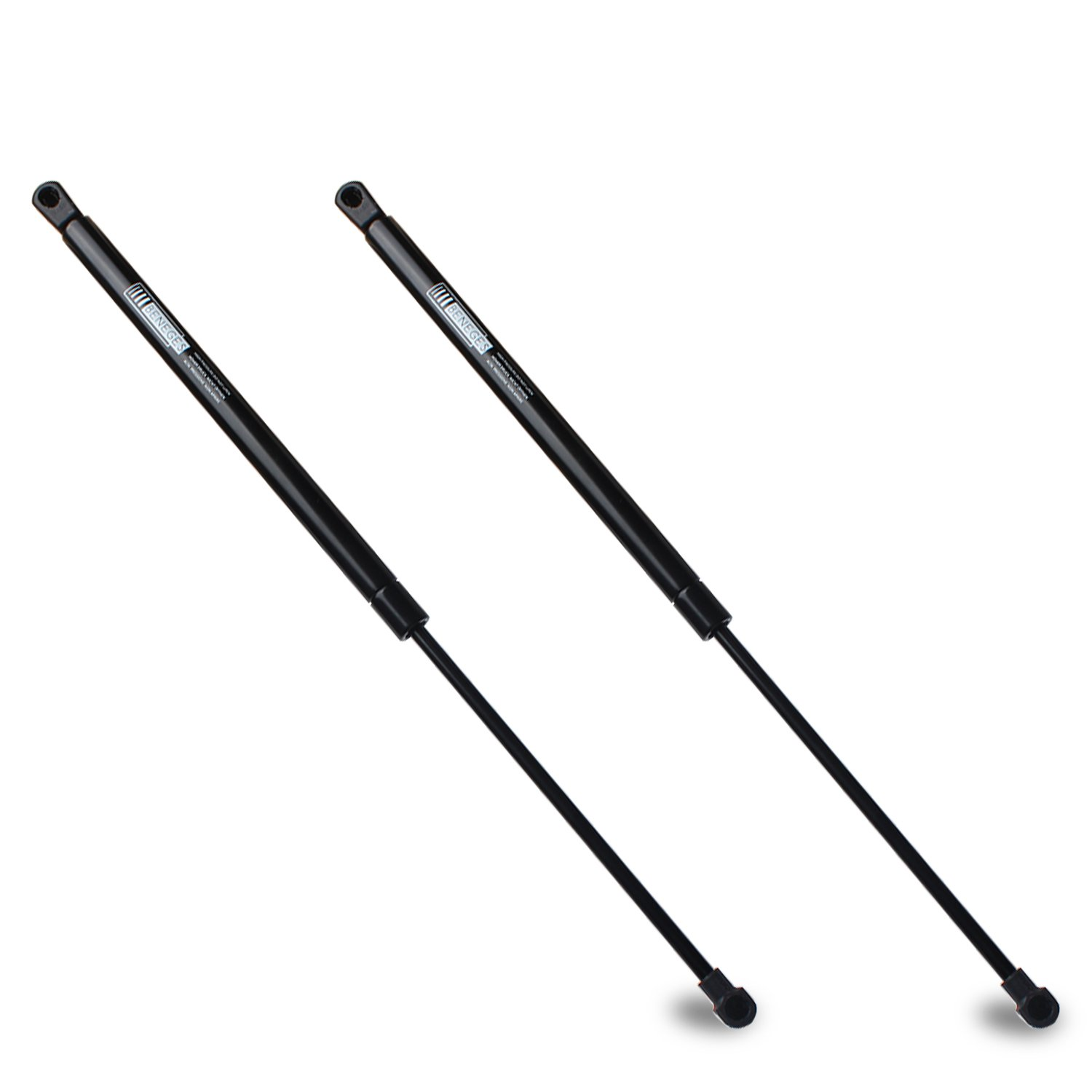 Beneges 2PCs Hood Lift Supports Compatible with 2010-2015 Lexus RX350 RX450h Front Hood Gas Spring Charged Struts Shocks Dampers 6755 SG229046 534400W200 PM3269